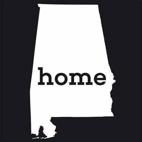 T-Shirts - Alabama Home