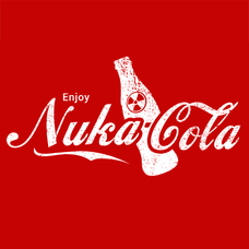 T-Shirts - Enjoy Nuka Cola