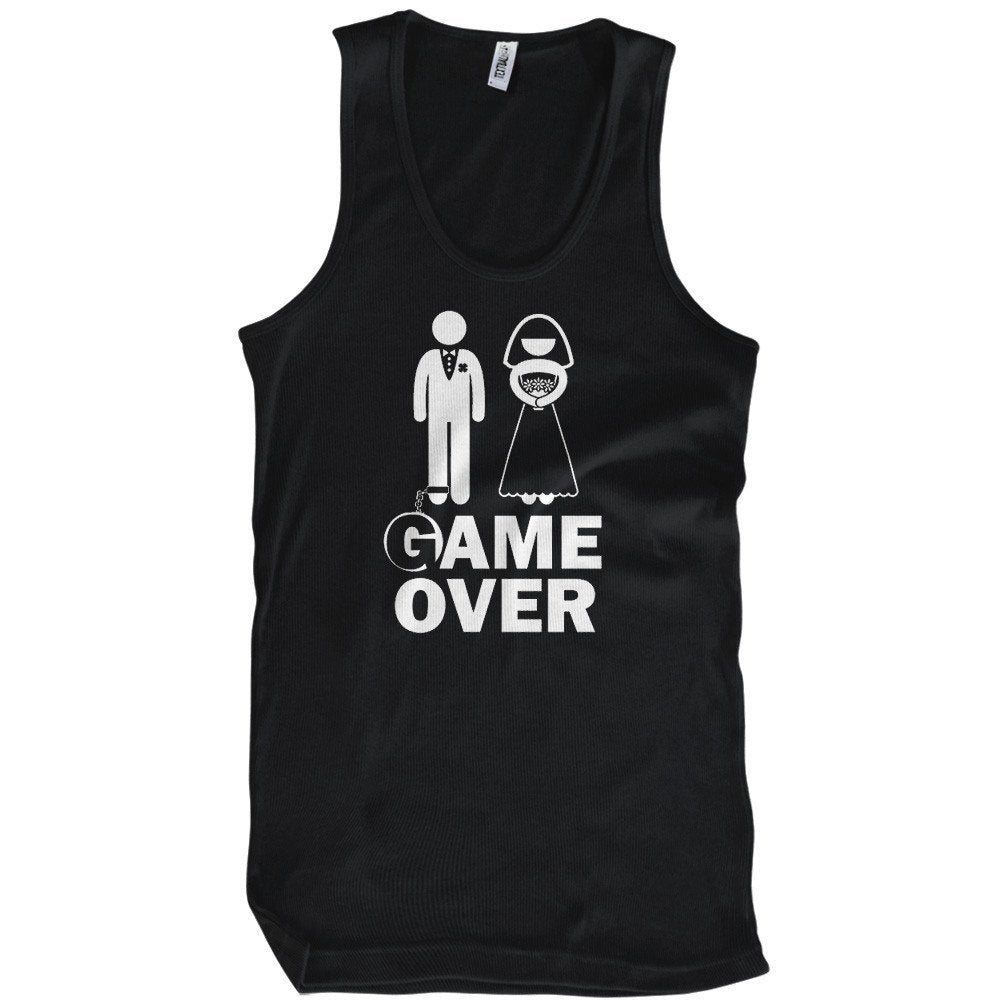 Game Over Stag T-Shirt | Athlone Jokeshop and Costume Hire
