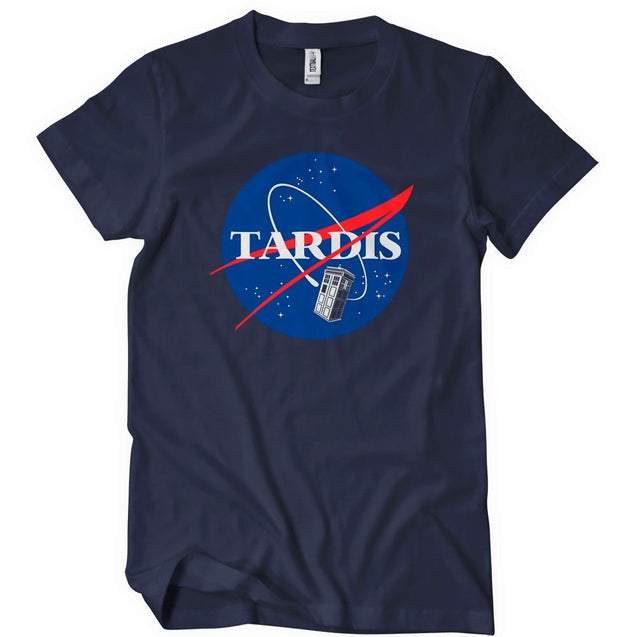 T-Shirts - Nasa Tardis
