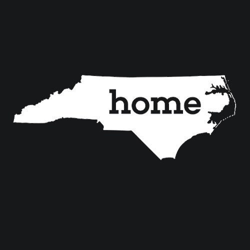 North carolina home t shirt custom made textual tees for Cheap t shirt printing next day delivery