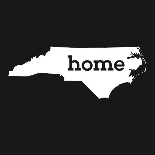 T-Shirts - North Carolina Home
