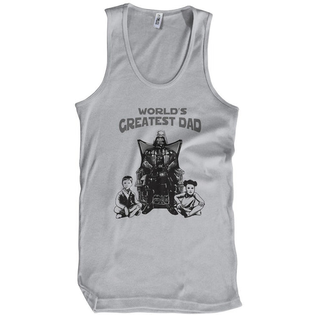 Worlds Greatest Dad Vader T-Shirt - Textual Tees