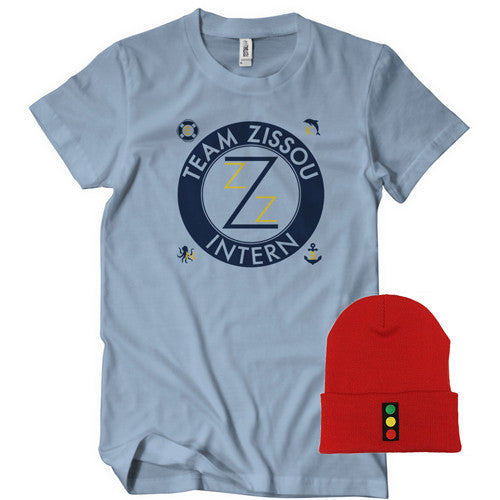 Team Zissou Costume w/ Hat