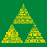 Triforce Typography