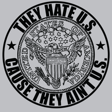 They Hate U.S. Cause They Ain't U.S.