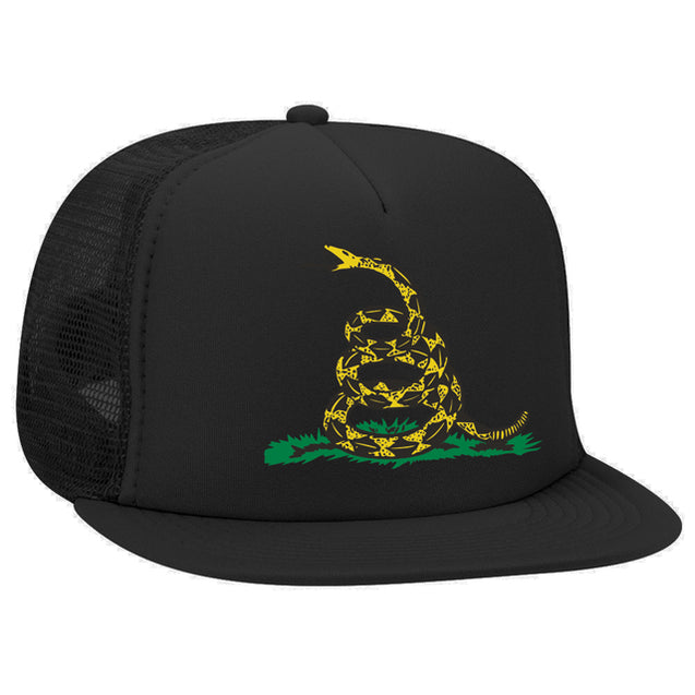 Dont Tread On Me Trucker Hat Hats - Textual Tees