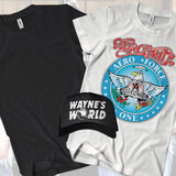 Waynes World Costume Set T-Shirts + Hat
