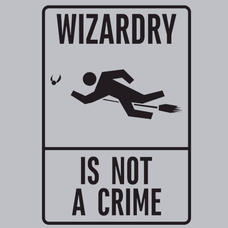 Wizardry is Not a Crime