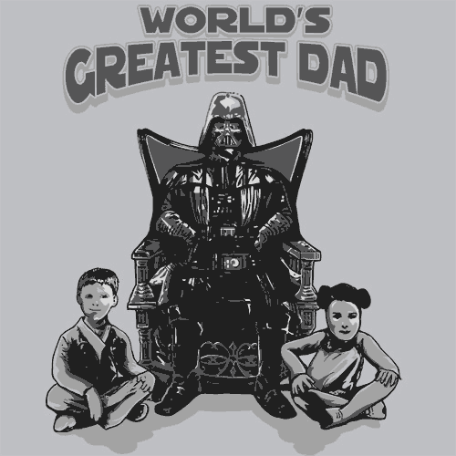 Worlds Greatest Dad Vader