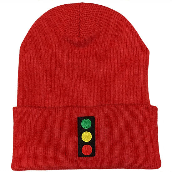 Team Zissou Beanie Hats - Textual Tees