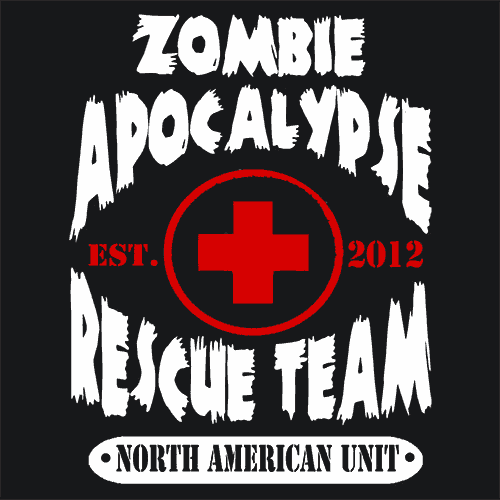 Zombie Apocalypse Rescue Team
