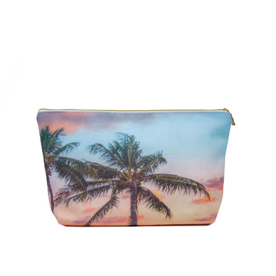 Palms Large Clutch