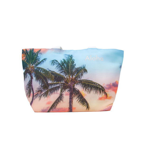 Palms Lunch Tote
