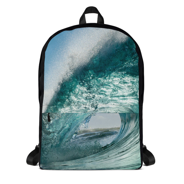 Sandys Green, Eastside Oahu, Backpack