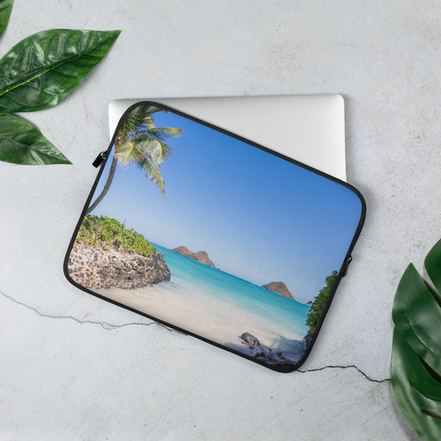 Lanikai Paradise Laptop Sleeve