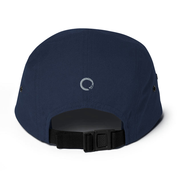 Pipeline Five Panel Camper Cap