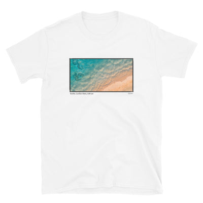 Soothe, Lanikai Hawai'i, 6:30 am, Short-Sleeve Unisex T-Shirt