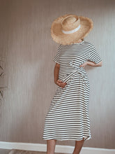 Load image into Gallery viewer, Inez Striped Dress