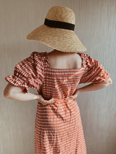 Load image into Gallery viewer, Margot Gingham Dress