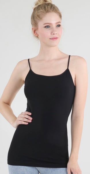 Long Seamless Camisole