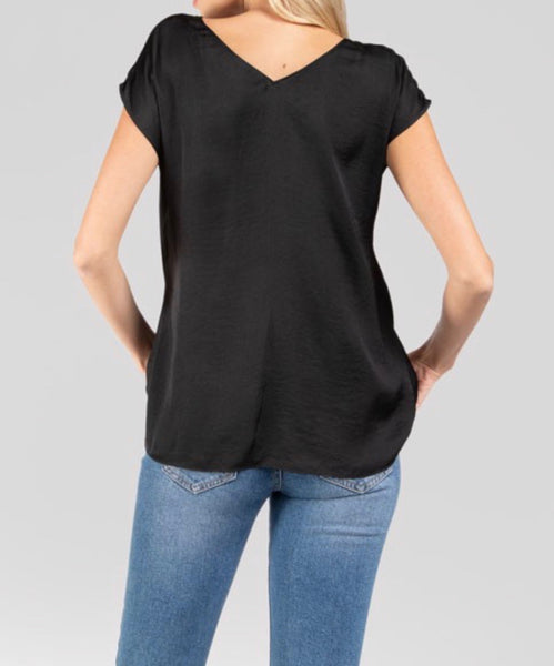 Drop Shoulder Blouse