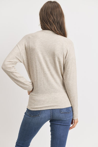 Surplice Lightweight Sweater
