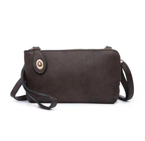 Twist Lock Crossbody