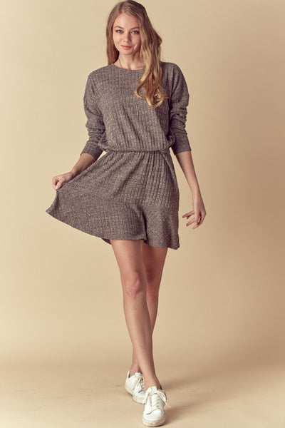 Ruffle Hem Dress *FINAL SALE*