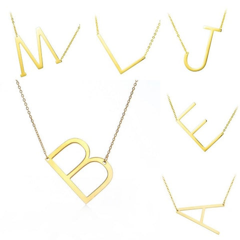 Alexis Initial Necklace