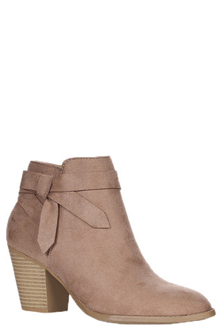 Ankle Bootie *FINAL SALE*