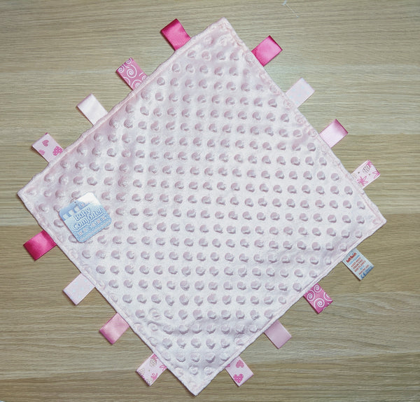 Baby Taggie Bubble Comfort Blankets