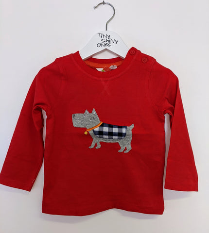 Long Sleeve Doggy T-Shirt