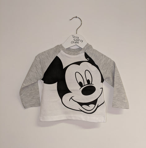 Long Sleeve Mickey T-Shirt