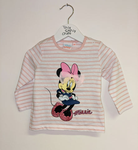 Long Sleeve Minnie T-Shirt