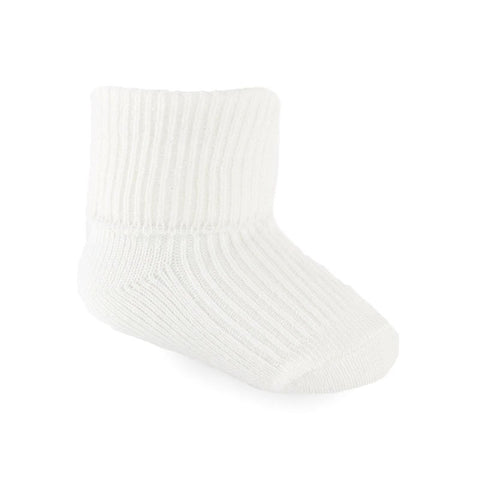 Newborn Unisex Cotton Rich Socks