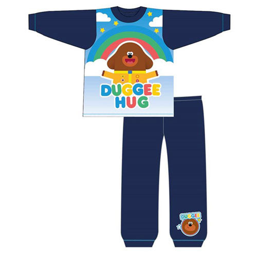 Hey Duggee Pyjamas (Pink and Blue)