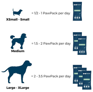 One-Off PawPack Box of 46