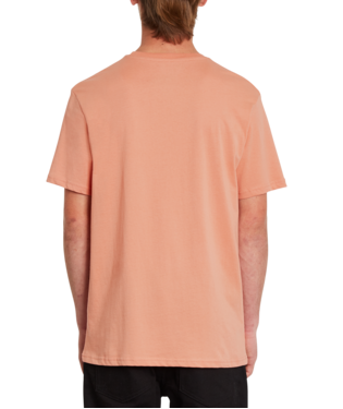 VOLCOM PEAKING BSC SS ORANGE