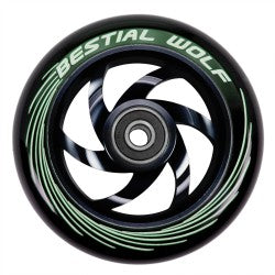 BESTIAL WOLF TWISTER NEGRA 110 mm