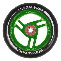 BESTIAL WOLF RACE  110MM VERDE