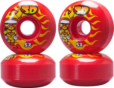 SPEED DEMONS CHARACTER 52 99A  WHEELS PACK