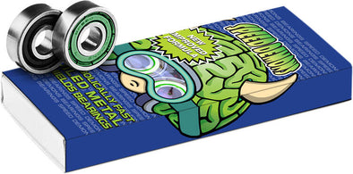 SPEED DEMONS ABEC-5 GREEN