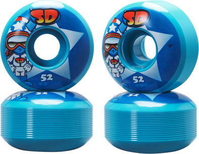 SPEED DEMONS STARS 52 99A  WHEELS PACK