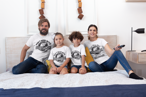 Don't mess with family Dino tshirts