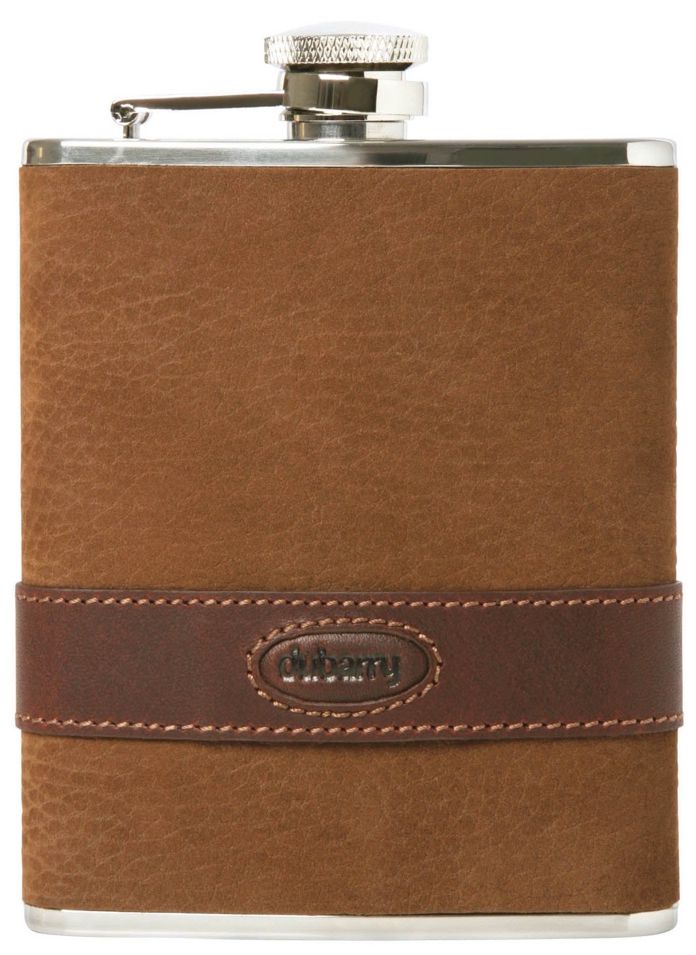 Dubarry Rugby Hip Flask
