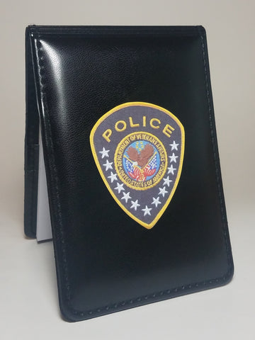 Veterans Affairs Police Notebook