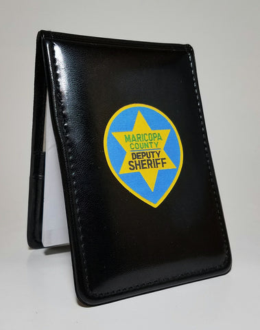 Maricopa County Sheriff Notebook