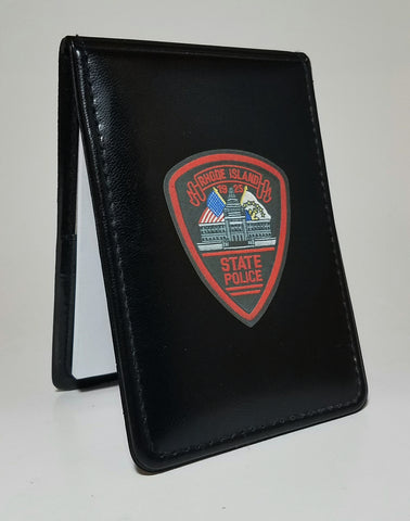 Rhode Island State Police Notebook