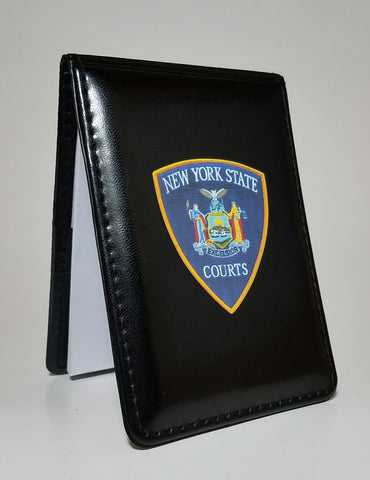 New York State Court Notebook